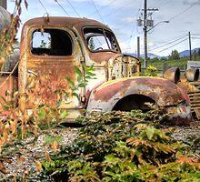 Ol' Rusty by PrairieRose