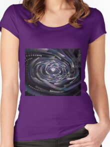 Universal Love Women's Fitted Scoop T-Shirt