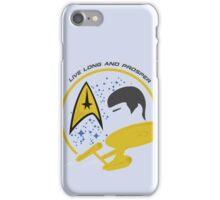 Star Trek Spock iPhone Case/Skin