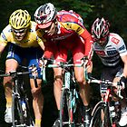 Tour of Britain Stage 5 - Chasers Final Climb by Weirdfish695