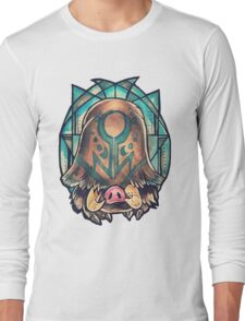 Piloswine  Long Sleeve T-Shirt