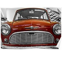 Red Mini Poster