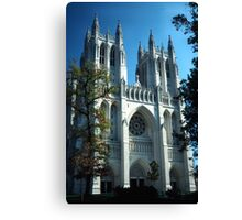 National Cathedral 1 Canvas Print