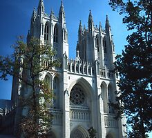 National Cathedral 2 by Kenshots