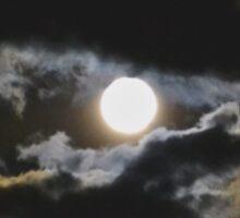 Sky & Moon Sticker