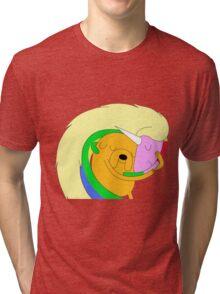 DO NOT LET ME GO. Tri-blend T-Shirt