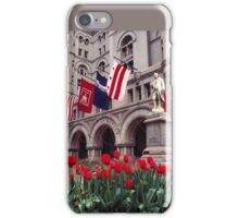 Old Post Office 1 iPhone Case/Skin