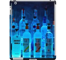 Blue Night Shadows iPad Case/Skin
