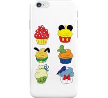 Fab Cupcakes iPhone Case/Skin