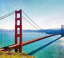 Golden Gate by Colleen Farrell
