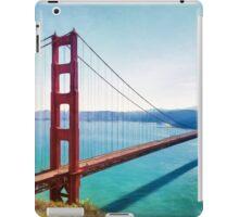 Golden Gate iPad Case/Skin