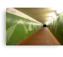 Perth at Night - Crawley Underpass Canvas Print