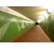 Perth at Night - Crawley Underpass Photographic Print