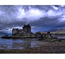 Touched by Heaven (Eilean Donan Castle) Photographic Print