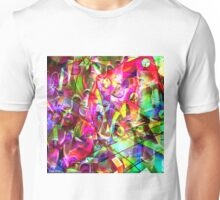 Each after the die shows you how it was necessary to play Unisex T-Shirt