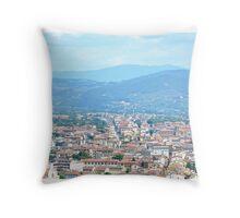 Duomo di Firenze Throw Pillow