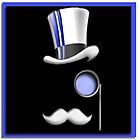 TheBusinessGaming Logo - Blue by 86248Diamond