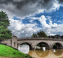 Bridge Over Troubled Water by WJPhotography