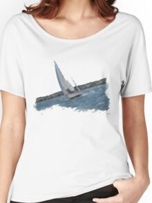 Utopia! Women's Relaxed Fit T-Shirt
