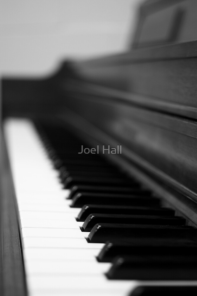 Keys by Joel Hall