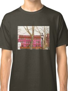 pratt institute library Classic T-Shirt