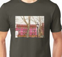 pratt institute library Unisex T-Shirt