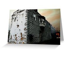 Loudonville battleship Greeting Card