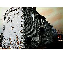 Loudonville battleship Photographic Print