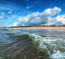 The Baltic Sea by Martins Blumbergs