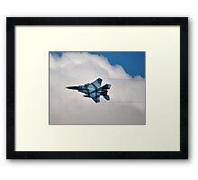 U.S. Air Force F-15 Eagle Framed Print