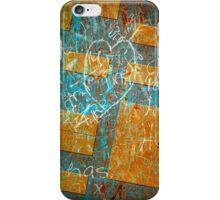 Grunge Background 6 iPhone Case/Skin