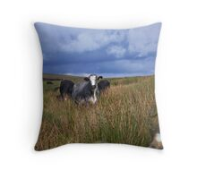 Lancashire - Town  Throw Pillow
