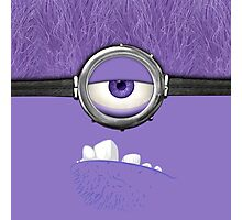 Despicable Purple Photographic Print
