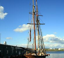 Pride Of Baltimore II by HALIFAXPHOTO