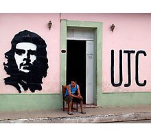 Che Seat Photographic Print