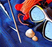 Dive Gear by ccaetano