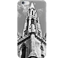 Church Black and White 2 iPhone Case/Skin