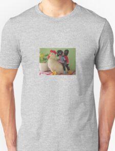 Gollies riding a Chicken T-Shirt