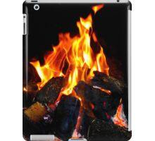 The Warmth Of An Irish Turf Fire iPad Case/Skin