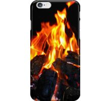 The Warmth Of An Irish Turf Fire iPhone Case/Skin