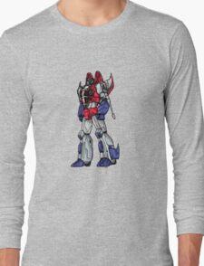 Starscream Duvet Long Sleeve T-Shirt
