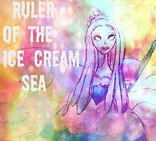 Queen Frostine Candy Land, Ruler of the Ice Cream Sea by shesxmagic