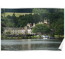 Cameron House Hotel & Country Club Loch Lomond & Seaplane Poster
