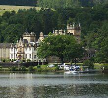 Cameron House Hotel & Country Club Loch Lomond & Seaplane by youmeus