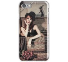 When the Magician's Away iPhone Case/Skin