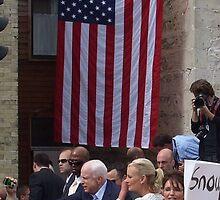 McCain - Palin by Patrick Czaplewski