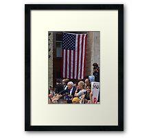 McCain - Palin Framed Print