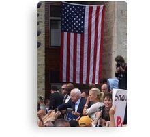 McCain - Palin Canvas Print