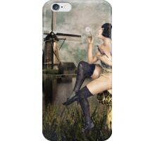 Which Way the Wind? iPhone Case/Skin