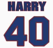 National football player Harry Colon jersey 40 by imsport